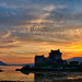 Eilean Donan Castle at dusk by Nigel Blake, 17 MILLION views! Many thanks!