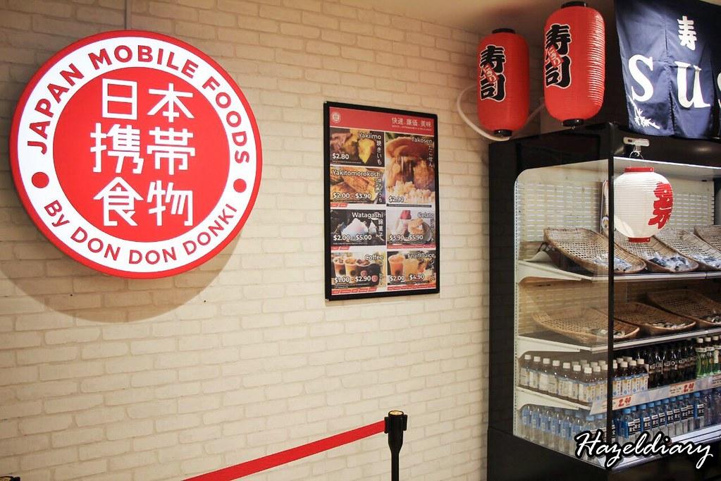 Don Don Donki 100AM-Japan Mobile Foods