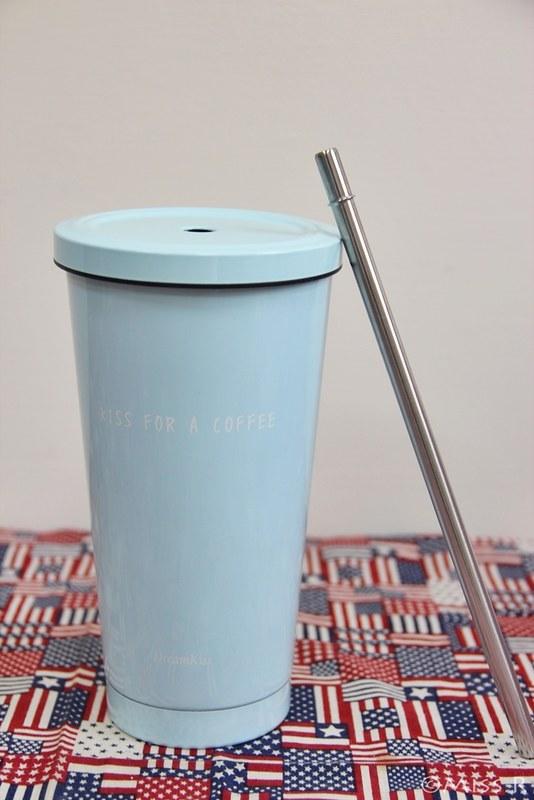 DreamKiss 甜言夢語 不鏽鋼杯 自備杯子優惠 不鏽鋼吸管 隨手杯 棉花糖杯 棉花糖吸管杯 吸管刷 304不鏽鋼32