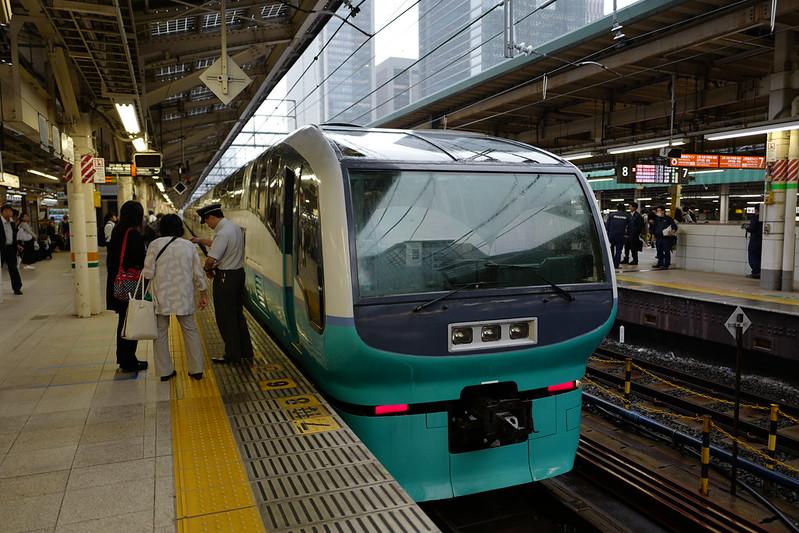 東京駅スーパービュー踊り子号