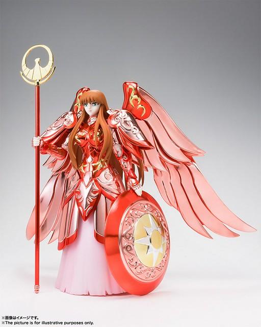 聖闘士聖衣神話 「女神雅典娜」15週年紀念版本!女神アテナ 15th Anniversary Ver.