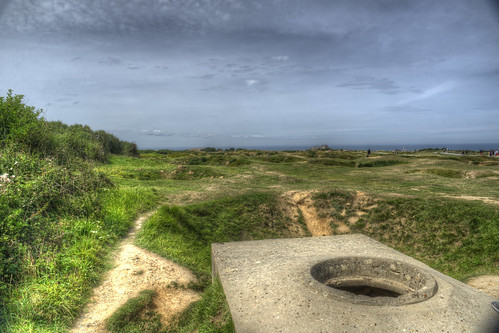 Pointe du Hoc - Normandy, France
