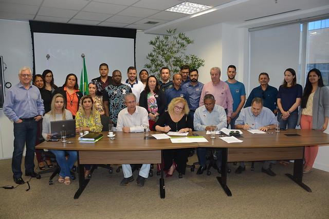 Assinado acordo coletivo de trabalho entre Ebserh e empregados