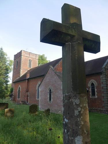 Barston's Medieval Cross