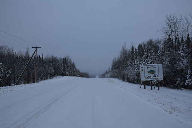 Photo of Fort Liard in the TripHappy travel guide