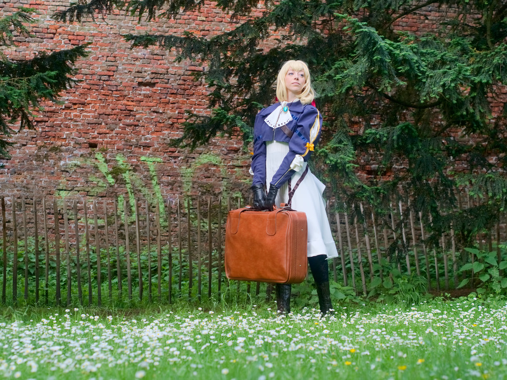 related image - Shooting Violet Evergarden - Enaelle's Arts - Parc Matisse - Lille - 2018-05-27- P1266200