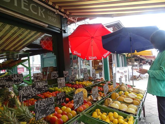 Viena, Farmer's Market