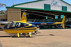 ZS-RYR Robinson R-44 Raven II [10218] (JN Helicopters) Durban-Virginia