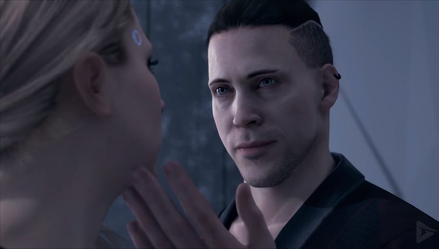 Detroit Become Human - A Flower That Will Never Wither