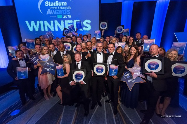 2018 Stadium Events & Hospitality Awards