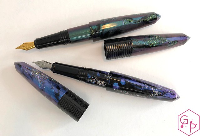 Benu Pen Chameleon Fountain Pens 16