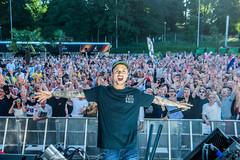 Bassjackers - Summerburst 2018 - Gothenburg