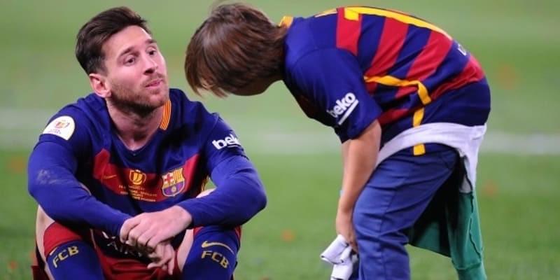 Lionel Messi : Tidak Suka Dengan Label Pemain Yang Hebat