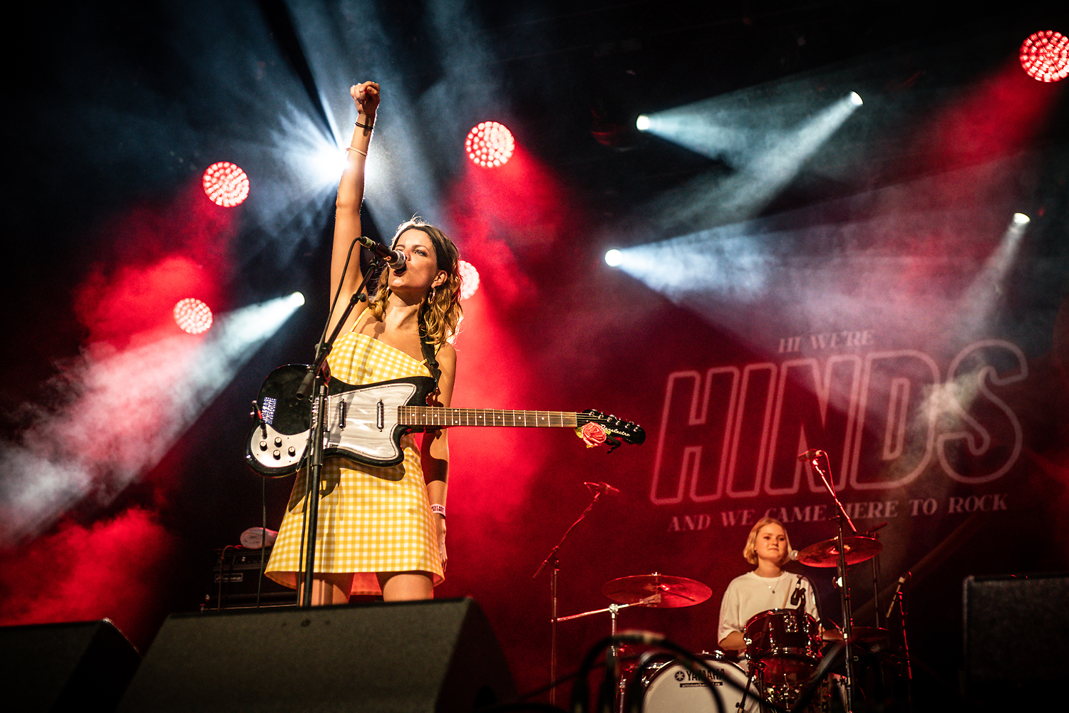 Hinds @ Best Kept Secret 2018 (Jan Van den Bulck)