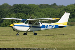 G-BHCM | Reims Cessna F172H | Private