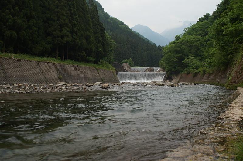 水無川と越後駒ヶ岳 #2_201805