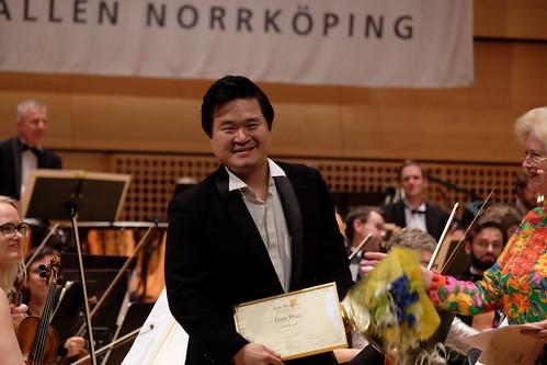 Yohan Kim vann 1:a pris