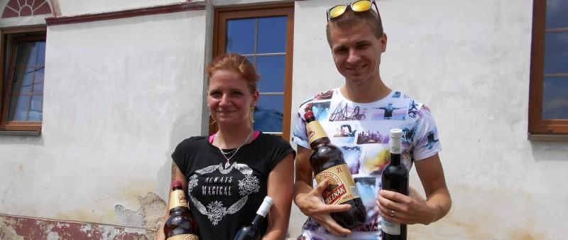 Steiner a Bartoňková vládli krosu v Nemojanech
