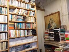 Librería de viejo en Caen