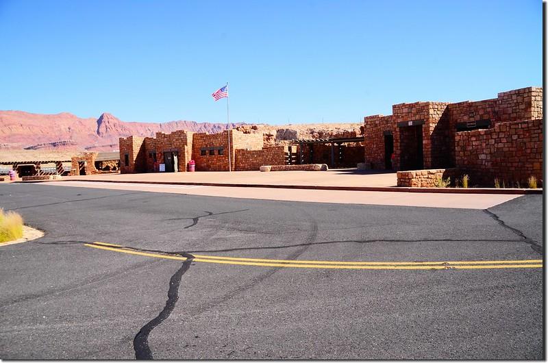 Navajo Bridge Interpretive Center
