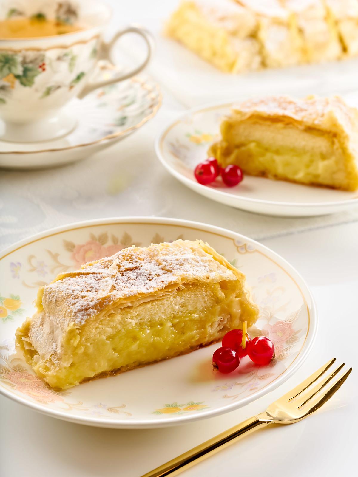 durian high tea buffet Marriott Cafe_Durian Strudel