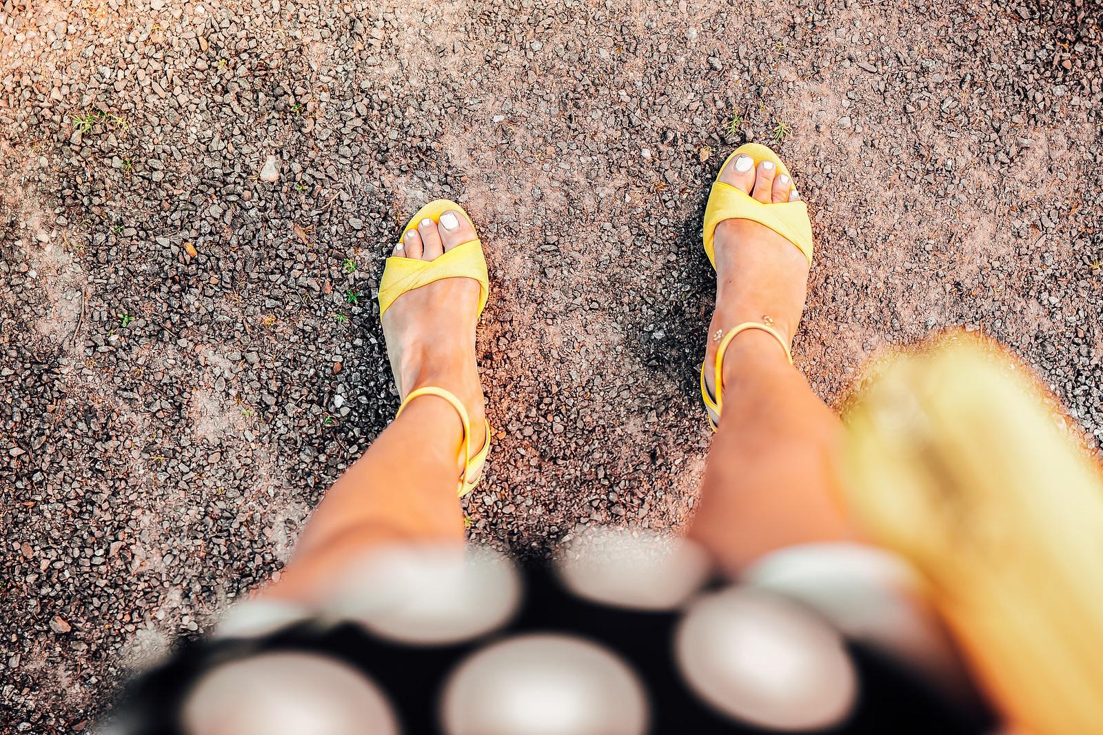 keltaiset korkkarit