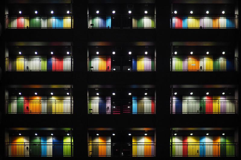 彩色世界|Tokyo City
