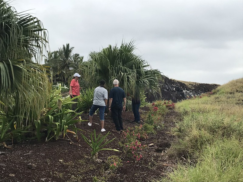 Kohala Waterfront Firewise Wildfire Prep Day 5/5/18