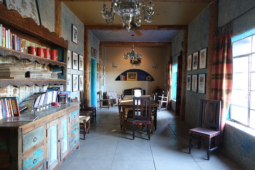 Inside the Main Building at Rancho de la Osa. From History Comes Alive: Eight Noteworthy Places to Stay