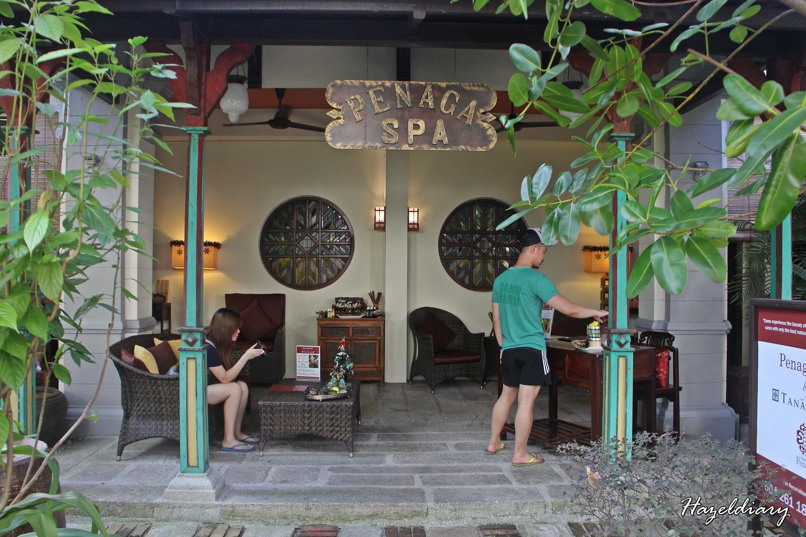 Hotel Penaga Spa