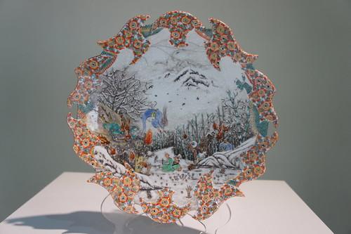 藝術家作品 I 華仙 Kasen