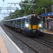 Scotrail 385004 & 385003 3T80 20:04 Edinburgh to Cadder Down Passenger Loop