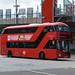 Arriva London LT467 (LTZ1467) on DLR Rail Replacement