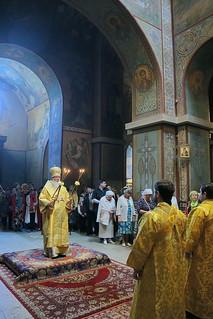 Божественная литургия 107
