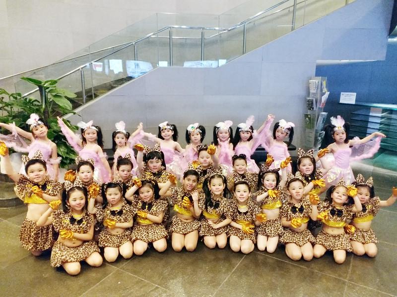第四十六屆全港公開舞蹈比賽