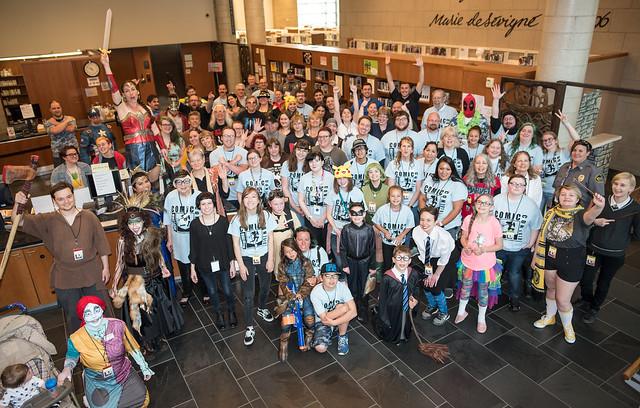 Medford Comic Con 2018