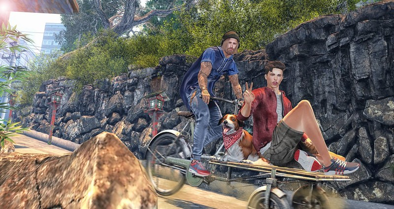 There is always a way to have fun.