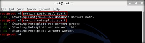 Using Metasploit to Flood Target Host – Final Project