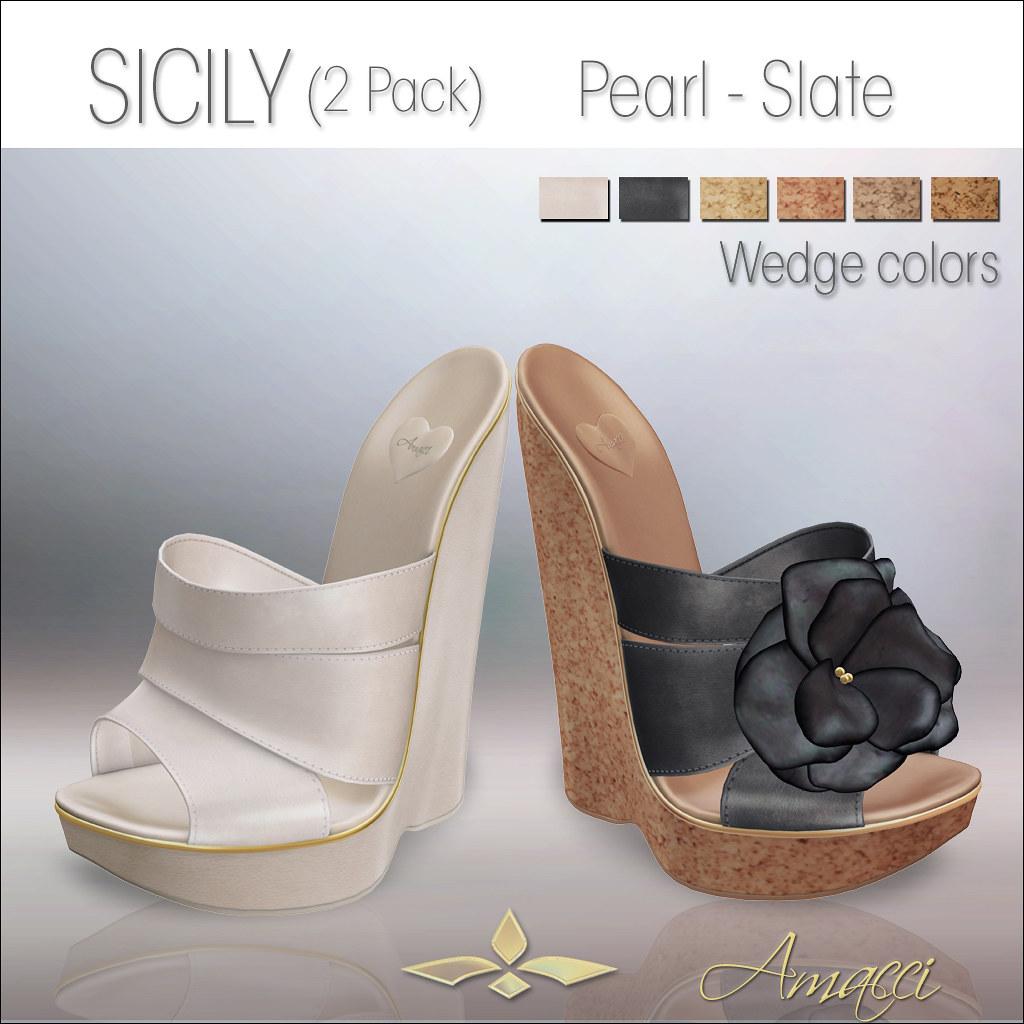 Amacci Shoes Sicily - TeleportHub.com Live!