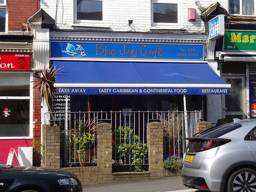 Blue Jay Cafe, South Norwood, London SE25