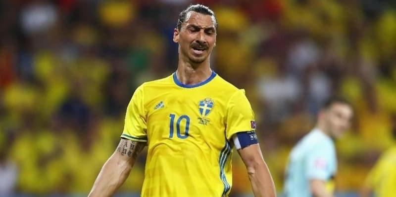 Ibrahimovic Salahkan Media Swedia Karena Gagal Masuk ke Piala Dunia 2018