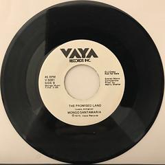 MONGO SANTAMARIA:LADY MARMALADE(RECORD SIDE-B)