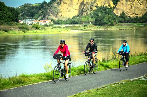Historic Europe cycling adventure