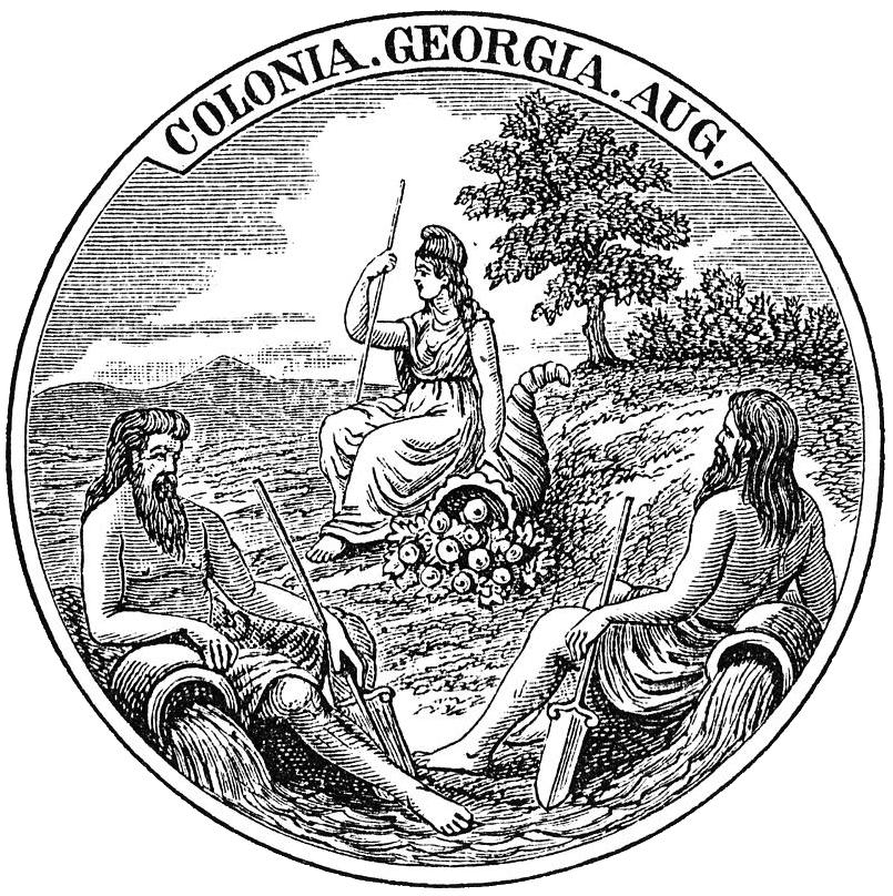 Seal of the Georgia Trustees