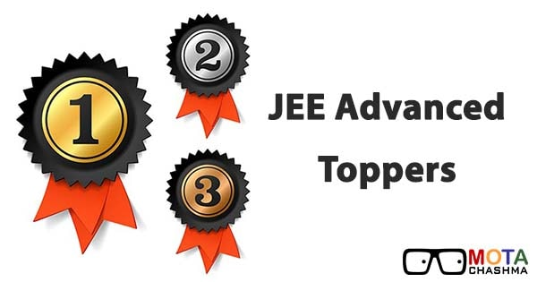 jee advanced toppers 2018