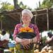 13 de junio: Mujer albina en África