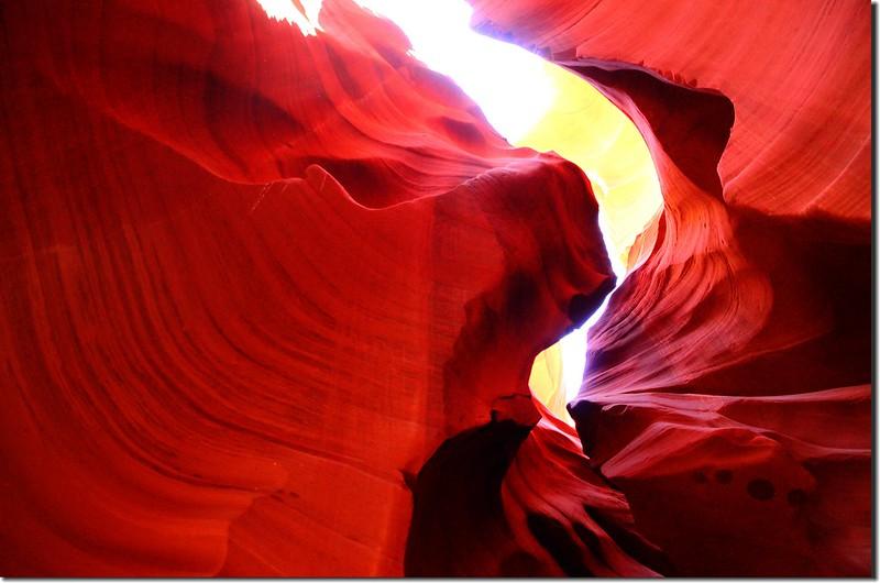 Lower Antelope Canyon, Page, Arizona (7)