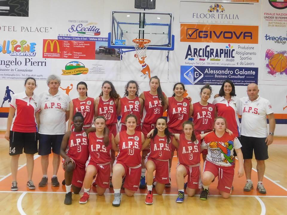 2018 Finale Nazionale Under 18 F Battipaglia