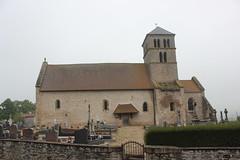 Kościół św. Symforiana - Photo of Savianges