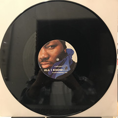 RAHZEL:ALL I KNOW(RECORD SIDE-B)